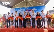 VOV khánh thành trạm phát sóng FM tự động tại đỉnh Quế, tỉnh Quảng Nam