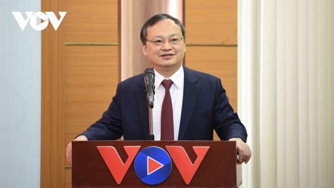 Tiếng nói Việt Nam 76 năm đồng hành cùng dân tộc
